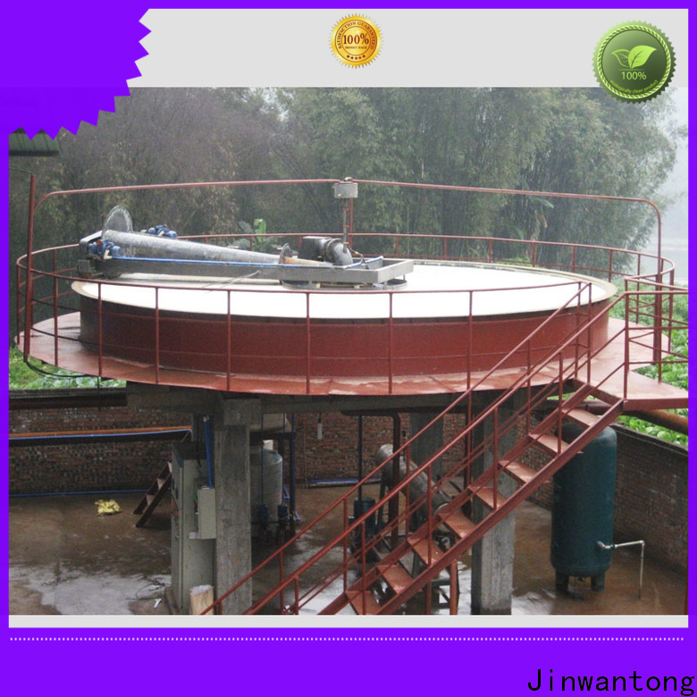 custom industrial wastewater treatment companies company for secondary clarification