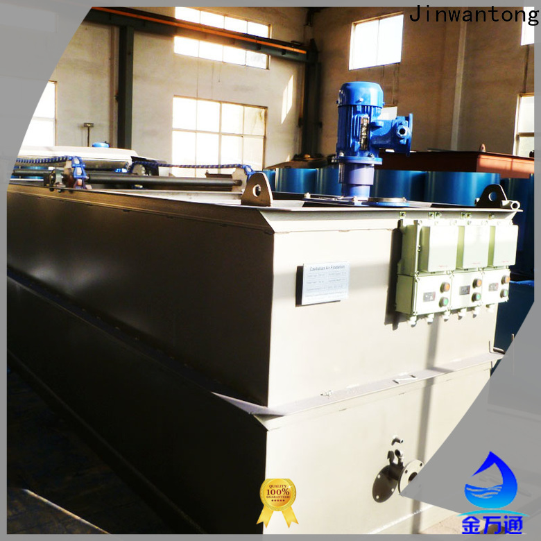 professional cavitation air flotation manufacturer series for product recovery