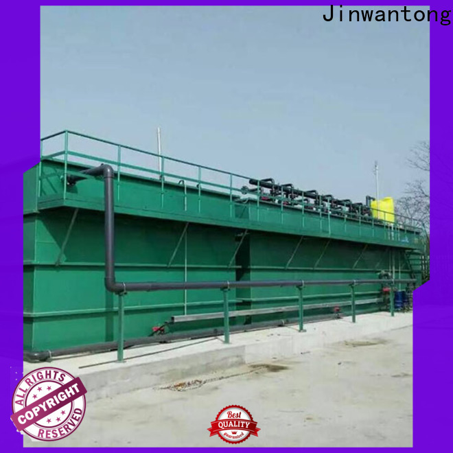 Jinwantong integrated mbr sewage treatment plant suppliers forpharmaceutical industry