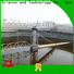 real central drive sludge scraper for business for primary clarifier