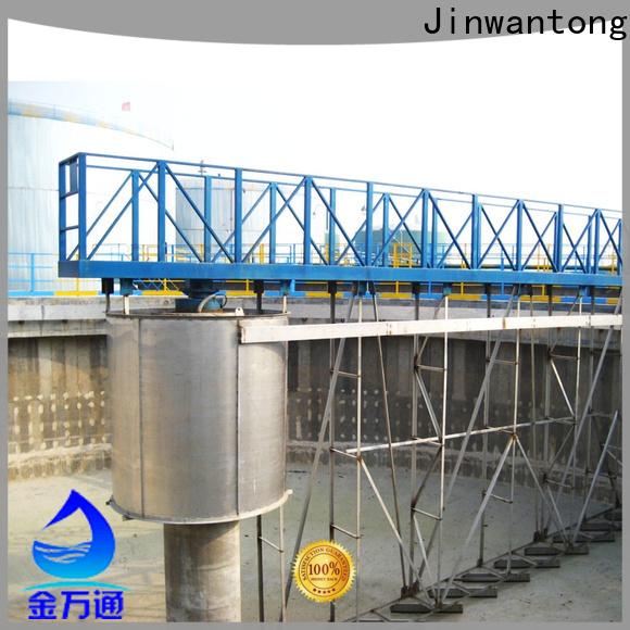 Jinwantong New sludge scraper design for business for primary clarifier