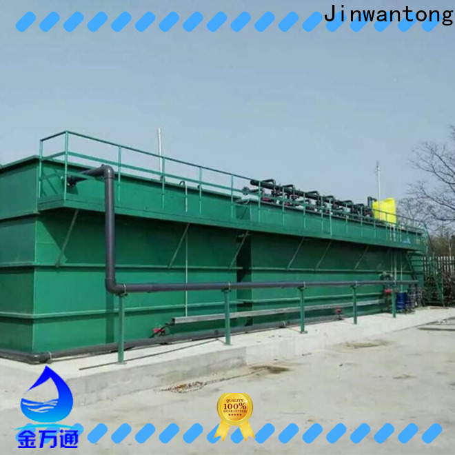 Jinwantong wholesale mbr water treatment directly sale forpharmaceutical industry