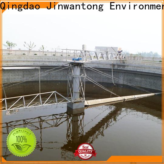 Jinwantong sludge scraper equipment customized for primary clarifier