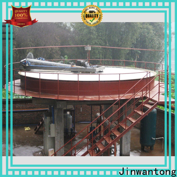 latest dissolved air flotation process for water clarification customized for fiber recovery