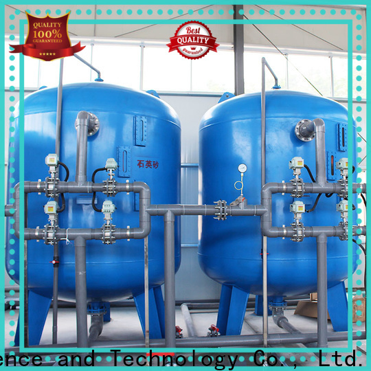 durable sand filter tank for business for alga removal