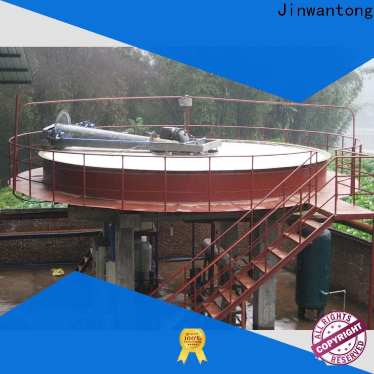 Jinwantong best dissolved air flotation clarifier manufacturers for secondary clarification
