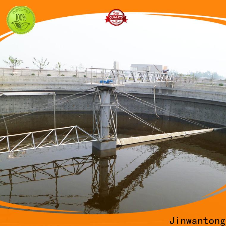 Jinwantong real sludge scraper manufacturers for final sedimentation tank