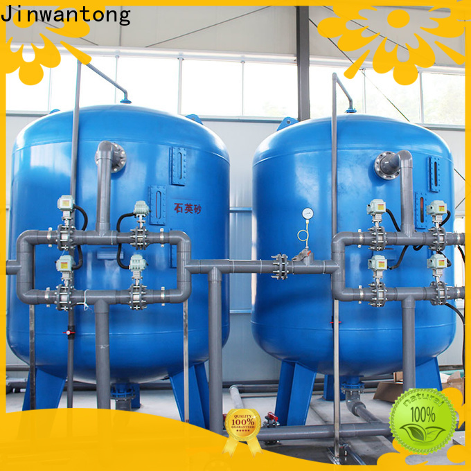 Jinwantong best industrial wastewater treatment plant manufacturers manufacturers for alga removal