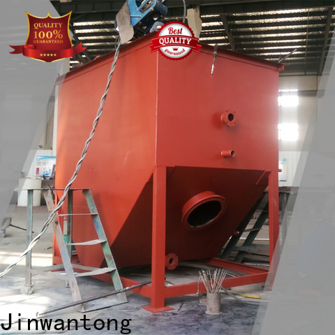 Jinwantong corrugated plate separator wholesale for airport