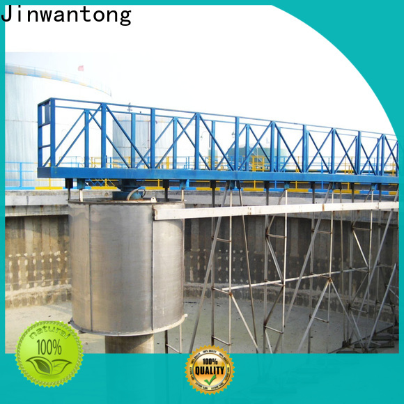 Jinwantong best sludge scraper company for primary clarifier