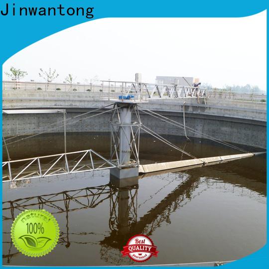 Jinwantong best sludge scraper design manufacturers for primary clarifier