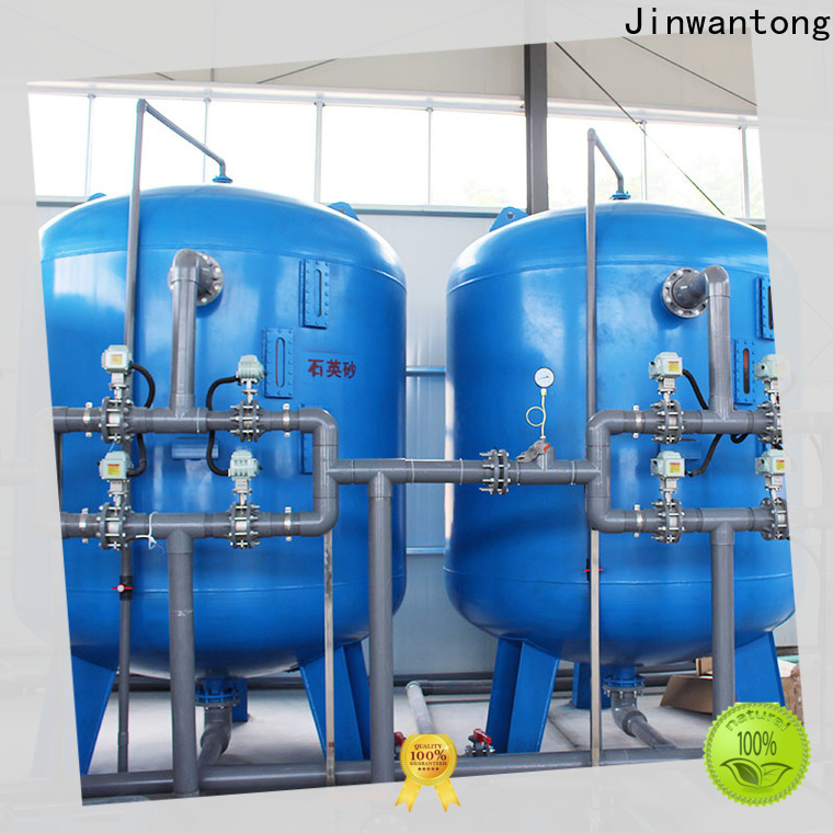 best sand filter water treatment customized for alga removal