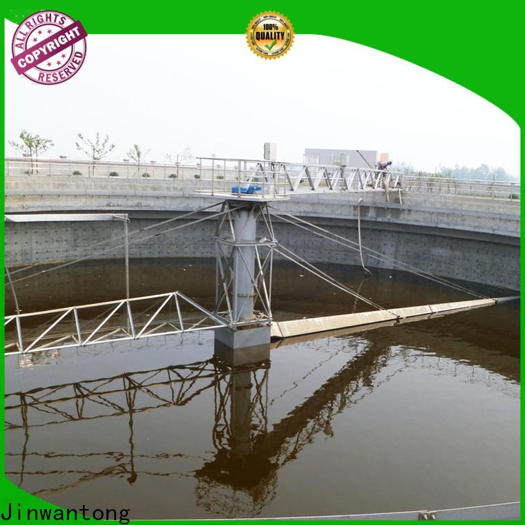 Jinwantong bottom sludge scraper factory for primary clarifier