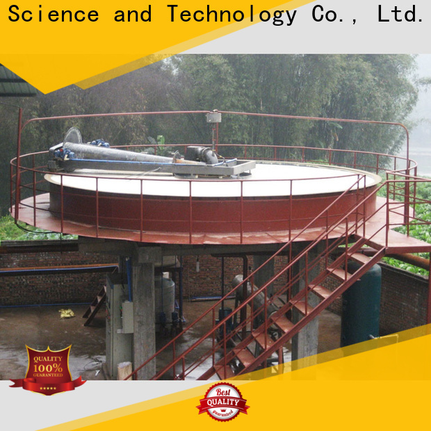 circular daf process wholesale for secondary clarification