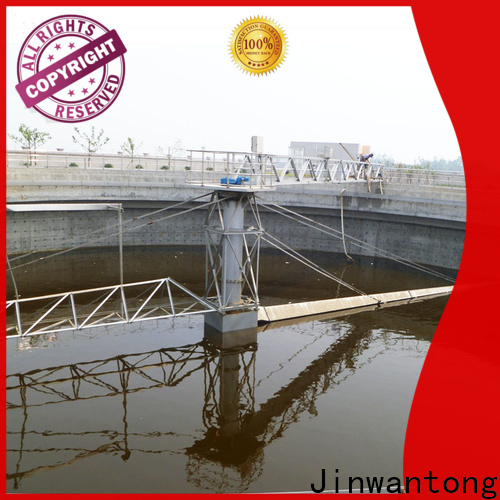 Jinwantong sludge scraper system manufacturers for primary clarifier