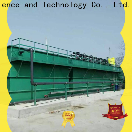 Jinwantong mbr sewage treatment plant factory for mining industry
