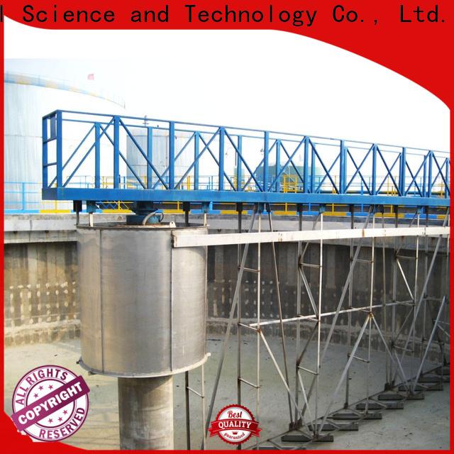 Jinwantong circular clarifier suppliers for final sedimentation tank