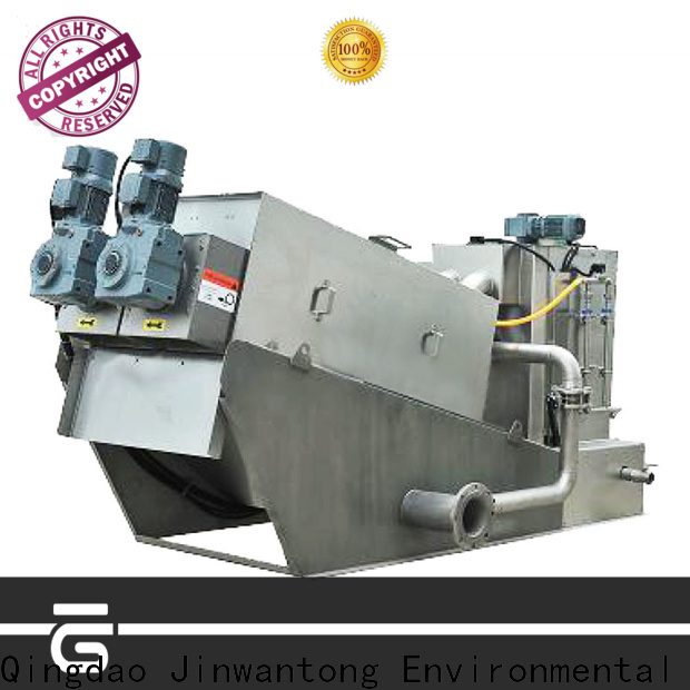 latest volute sludge dewatering machine factory for wineries