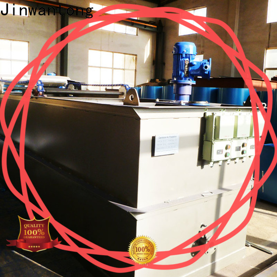 Jinwantong caf cavitation air flotation with good price for oil remove
