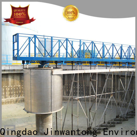 Jinwantong sludge scraper design suppliers for primary clarifier