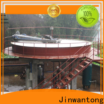 Jinwantong custom dissolved air flotation process for water clarification manufacturers for fiber recovery
