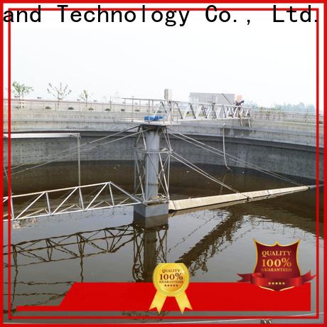 Jinwantong wastewater treatment scraper supply for final sedimentation tank