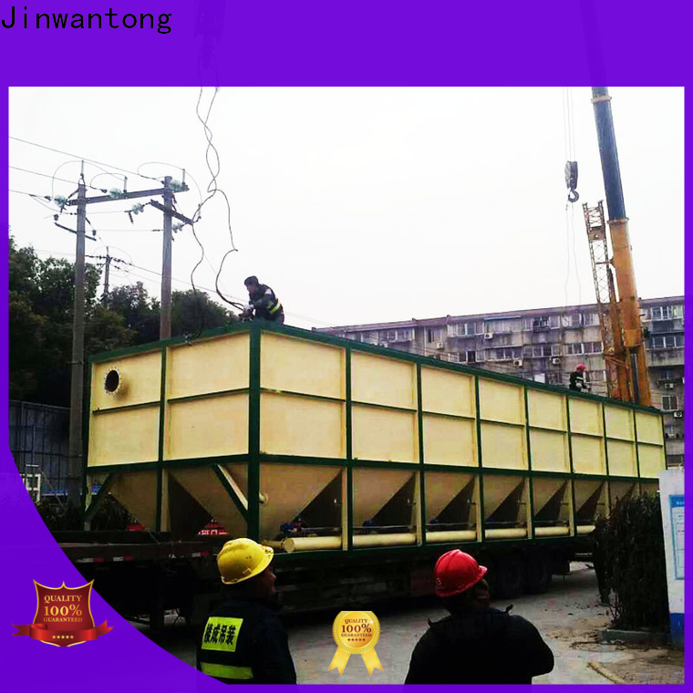 latest inclined plate clarifier manufacturers for heavy metal remove