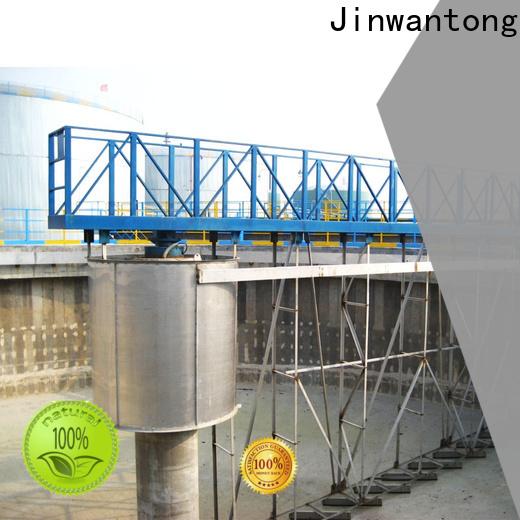Jinwantong bottom sludge scraper factory for final sedimentation tank