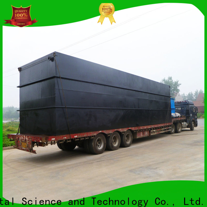 top packaged sewage treatment plant manufacturers manufacturers for residential quarter