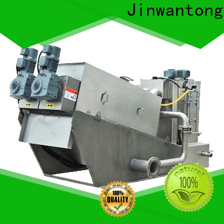 cost-effective sludge dewatering equipment wastewater with good price for resource recovery