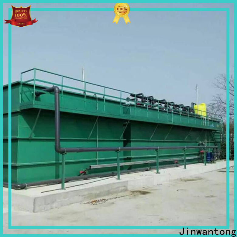 Jinwantong integrated mbr treatment from China for paper industry