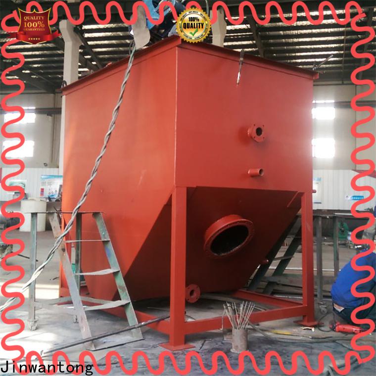 Jinwantong best oil water separator manufacturers series fpr refinery effluents