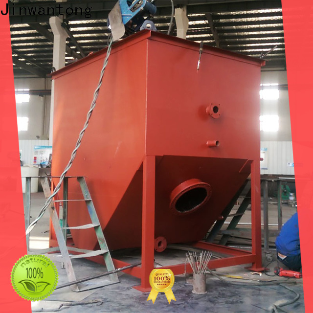 Jinwantong best oil water separator factory fpr refinery effluents