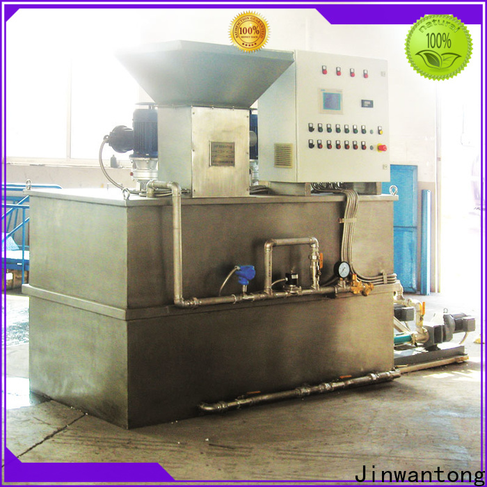 reliable chemical dosing device factory factory for mix water and chemicals