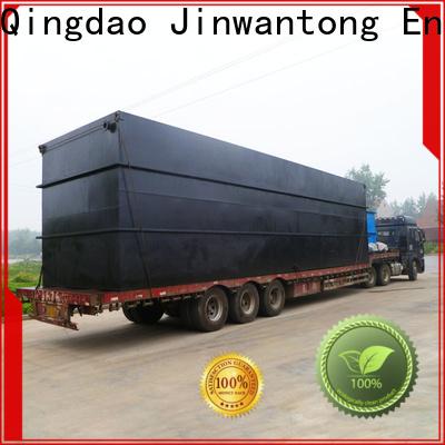 professional integrated sewage treatment equipment maintenance wholesale for hospital