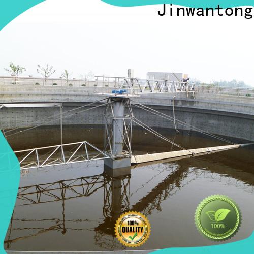 Jinwantong best central drive sludge scraper company for primary clarifier