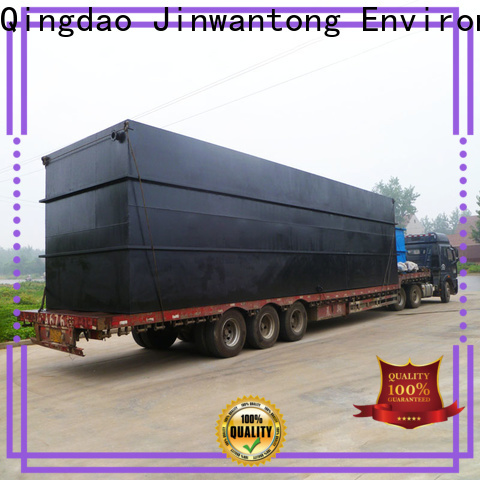 best integrated sewage treatment equipment supplier series for oilfield labor camp